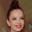 Shirley Manson Hair - Twisted Bun