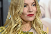 Sienna Miller Long Hairstyles