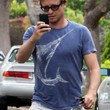 Simon Baker Clothes - T-Shirt