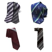 Skinny Striped Ties