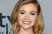 Skyler Samuels Shoulder Length Hairstyles