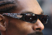 Snoop Dogg Rectangular Sunglasses