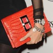 Sofia Vergara Leather Clutch