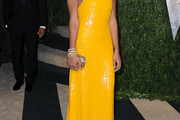 Solange Knowles Halter Dress