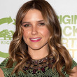 Sophia Bush Long Wavy Cut