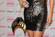 Sophie Anderton Metallic Purse