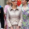 Sophie Countess Of Wessex Fitted Jacket