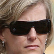 Sophie Countess Of Wessex Rectangular Sunglasses