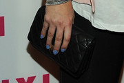 Sophie Simmons Quilted Clutch