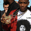 Soulja Boy Jewelry - Gold Pendant