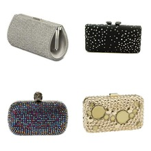 Sparkling Box Clutches