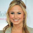 Stacy Keibler Hair - Half Up Half Down