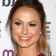 Stacy Keibler Hair - Ponytail
