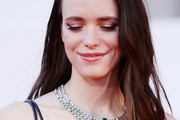 Stacy Martin Long Hairstyles
