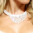 Sylvie van der Vaart Jewelry - Diamond Chandelier Necklace