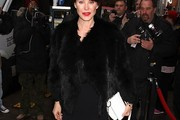 Tamara Mellon Fur Coat