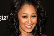 Tamera Mowry Medium Curls