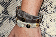 Taryn Manning Leather Bracelet