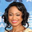 Tatyana Ali Hair - Pinned Up Ringlets