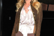 Taylor Armstrong Fitted Blouse