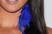 Taylor Cole Feathered Earring