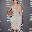 Teresa Palmer Clothes - Beaded Dress