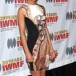 Tessa Thompson Print Dress