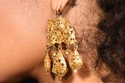Thandie Newton Chandelier Earrings