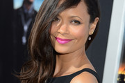 Thandie Newton Long Side Part