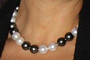 Tia Carrere Cultured Pearls
