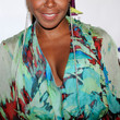 Tichina Arnold Jewelry - Dangling Chain Earrings