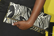 Tichina Arnold Printed Clutch