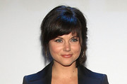 Tiffani Thiessen Short Side Part
