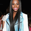 Tika Sumpter Hair - Long Center Part