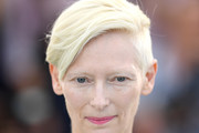 Tilda Swinton Short Hairstyles