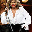 Tina Turner Clothes - Ruffle Blouse