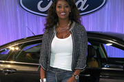 Toccara Jones Tweed Jacket