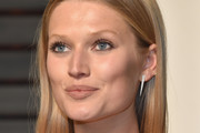 Toni Garrn Long Hairstyles