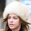 Trinny Woodall Fur Hat