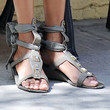 Tyra Banks Shoes - Gladiator sandals