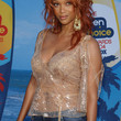 Tyra Banks Clothes - Loose Blouse