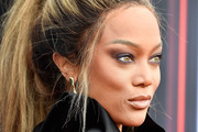 Tyra Banks Long Hairstyles