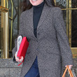 Valerie Bertinelli Tweed Jacket