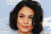 Vanessa Hudgens Short Wavy Cut