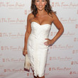 Vanessa Williams Strapless Dress