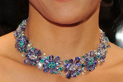 Veronica Webb Diamond Collar Necklace