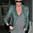 Victoria Beckham Clothes - Leather Jacket