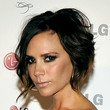 Victoria Beckham Hair - Messy Cut