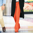 Victoria Beckham Clothes - Wide Leg Pants