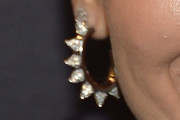 Victoria Justice Hoop Earrings